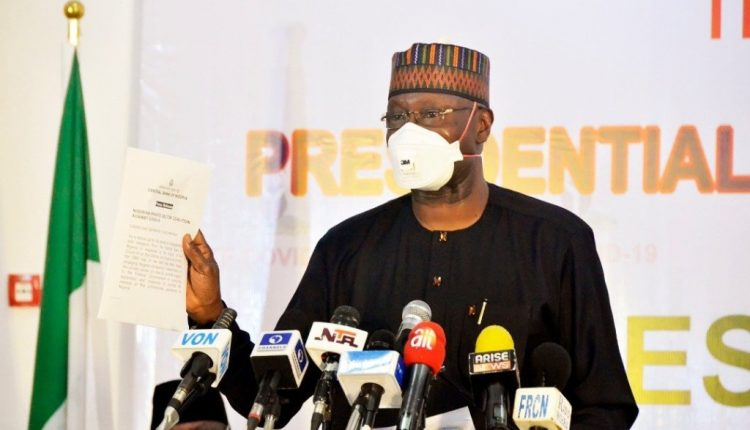 BREAKING NEWS: FG Lifts Ban on Interstate Travels, Announces Resumption Of Inter-State Movement, Reopening Of Schools For Students In Graduating Classes